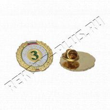 Купить Значок юношеский 3 разряд  РК00430 в Симферополе